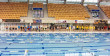 """On the 15th of February, two swimming teams from the Multinational Corps Northeast took part in a charity swimming competition conducted by the foundation """"I have a dream"""" in the Floating Arena, Szczecin."""