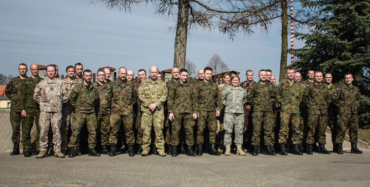 Yet another step was completed in the preparations for the Compact Eagle 15 exercise as the Headquarters Multinational Corps Northeast (HQ MNC NE) G2 Division conducted an Intel Seminar from 23 to 27 April 2015.